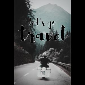 Lass uns reisen MOTO