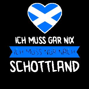 Schottland Schotte Schotten Geschenk