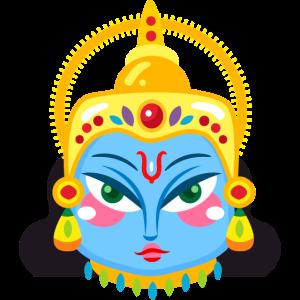 Hindu Kultur Relgion Glaube Spirituell Ram Navami