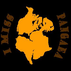 Pangea Pangaea Urzeit Steinzeit Kontinent Vorzeit