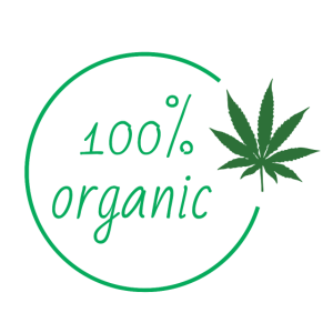 100 Prozent biologisch