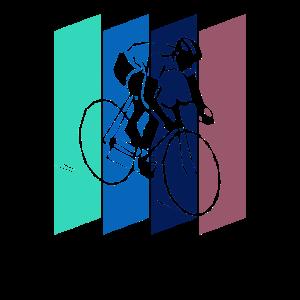 Vintage Rennrad Roadbike Cycle Bicycle Geschenk