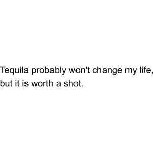 Tequila Shirt