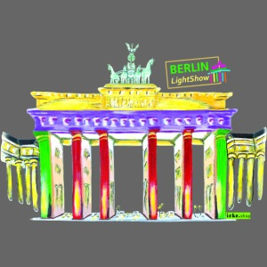 Berlin/Brandenburger Tor/PopArt/BerlinLightShow