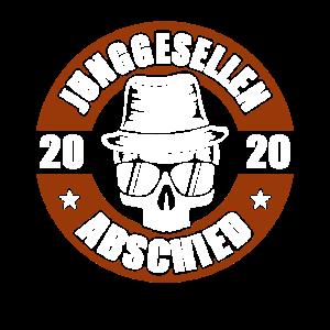 Junggesellenabschied 2020 JGA Herren Schädel