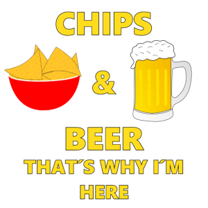 Chips and Beer / Chips und Bier