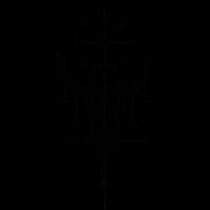 Vegvisir Runen Kompass - Germanen Kelten Wikinger