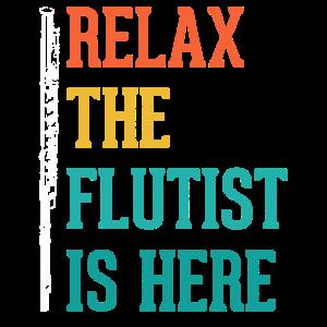 Flöte Flötist Musik