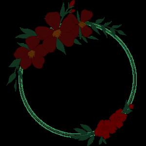 Individueller Blumenkranz - flower