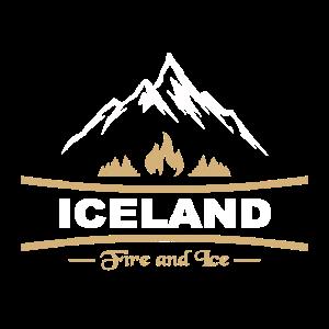 Island - Feuer und Eis