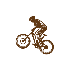 Montainbike - Never Give Up