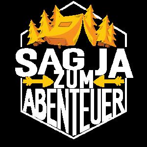 Wandern - Sag Ja Zum Abenteuer