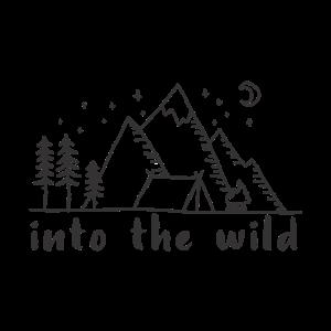 Camping outdoor wandern Berge