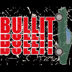 Bullit, V8, muscle car,