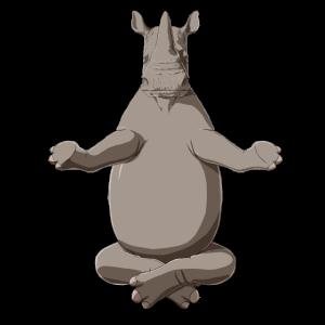 Meditation Nashorn