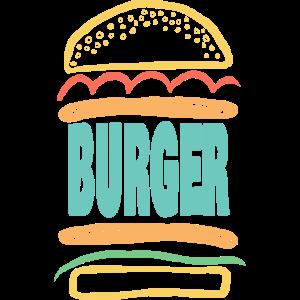 Spruch Sprueche Burger Hamburger