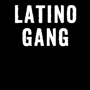 Latino Gang T Shirt