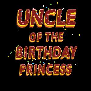 Onkel der Geburtstagsprinzessin - Familien-Matching