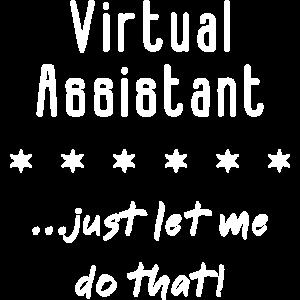 Virtuelle Assistentin Geschenk VA Assistenz