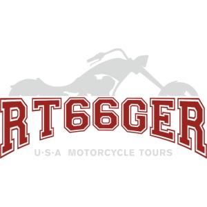 Rt66GER Logo