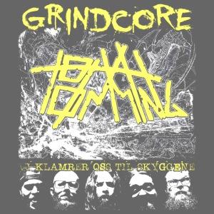 Grindcore tryner - Vi klamrer oss til skyggene