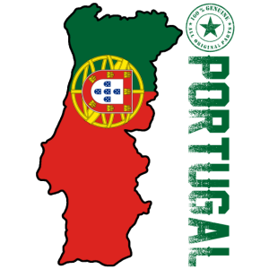 hergestellt in Portugal