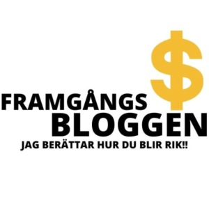 Framgångs Bloggens Merch