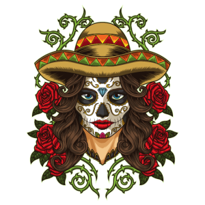 La Calavera Catrina - Lady of the Dead