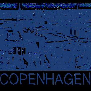 Stiftzeichnung Kopenhagen