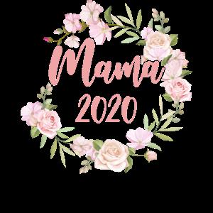 Mama 2020 Schwangerschaft schwanger Baby Party