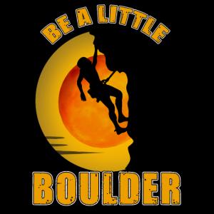 Sportklettern, Bouldern