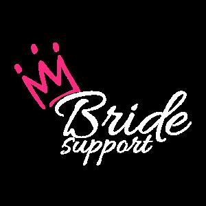 Braut Unterstützung