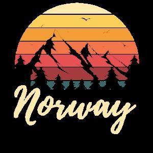 Retro Norwegen