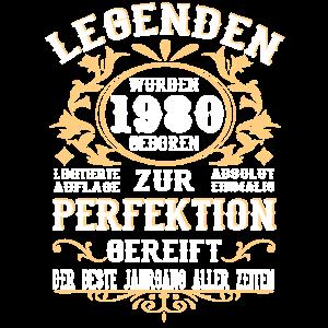 40 Geburtstag Jahrgang 1980 40 Jahre Legenden