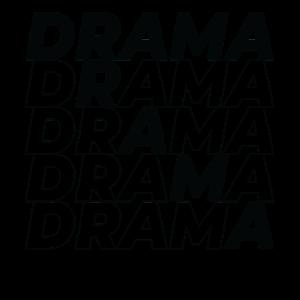 Drama - Black