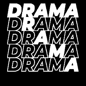 DRAMA - White