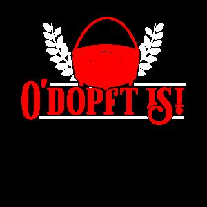 Dutch Oven, O`dopft is