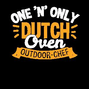 Dutch Oven, Outdoor-Chef
