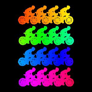 Fahrradfahrer Rad Fahrrad