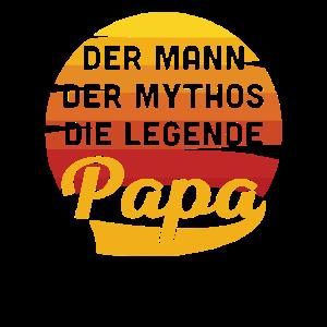 Der Mann - Der Mythos - Die Legende - Papa