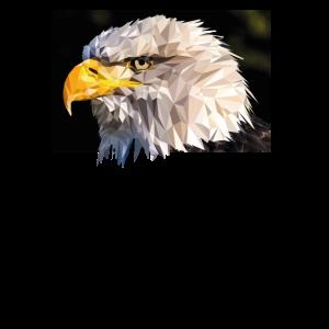 weißkopfseeadler polygon