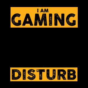 Ich zocke Bitte nicht stören Gaming