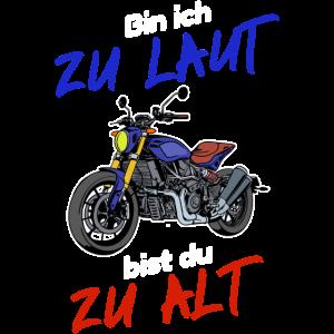 Motorrad Motorräder Biker Lustig Spruch Cool Fun