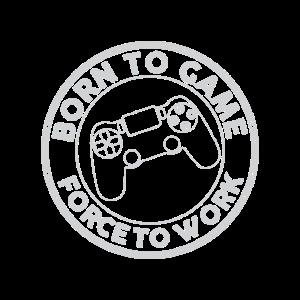 Geboren zu Spielen, gezwungen zu Arbeiten. Gaming