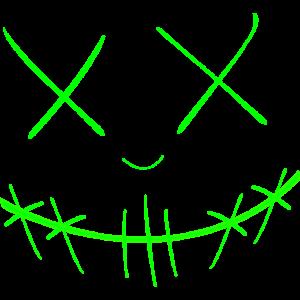 Purge Maske Horror