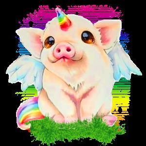 Schwein Ferkel Schweinchen Sau