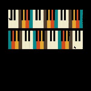 Piano Schlüssel