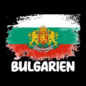 Bulgarien Flagge Für Einen Bulgaria Fan
