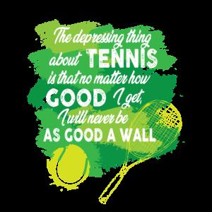 Tennis Wand