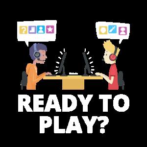 Bereit zu Spielen?